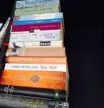 Mein Stapel ungelesener Bücher